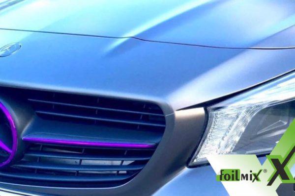 Mercedes Benz Autofolierung