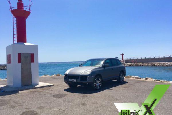 Porsche Folierung Mallorca